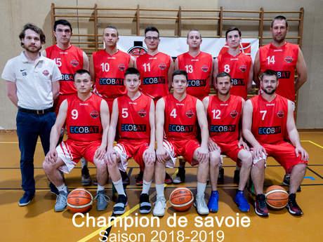 Le basket Club de NOVALAISE à l'honneur