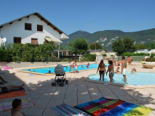 Camping du grand VERNEY